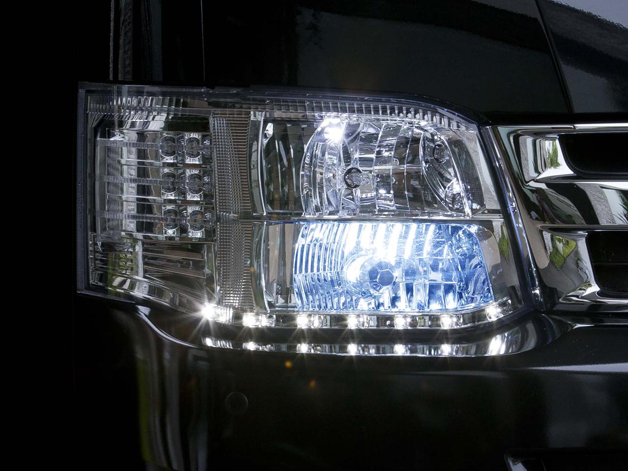 ジュエルヘッドランプシリーズ(ハイエース/レジアスエース 200系)