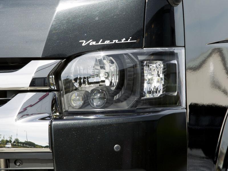 ジュエルヘッドランプシリーズ(ハイエース/レジアスエース 200系 4型)