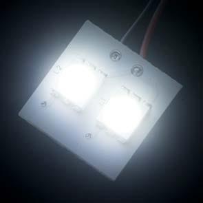 ジュエルLEDバルブ LED ライセンスランプ