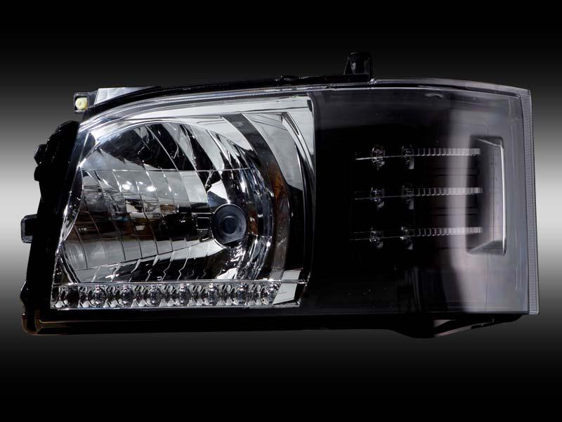 ジュエルヘッドランプシリーズ(ハイエース/レジアスエース 200系 1/2型)