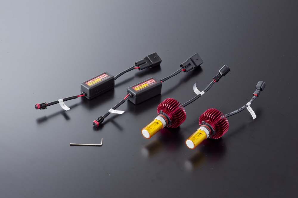 LED フォグバルブ EX3000シリーズ
