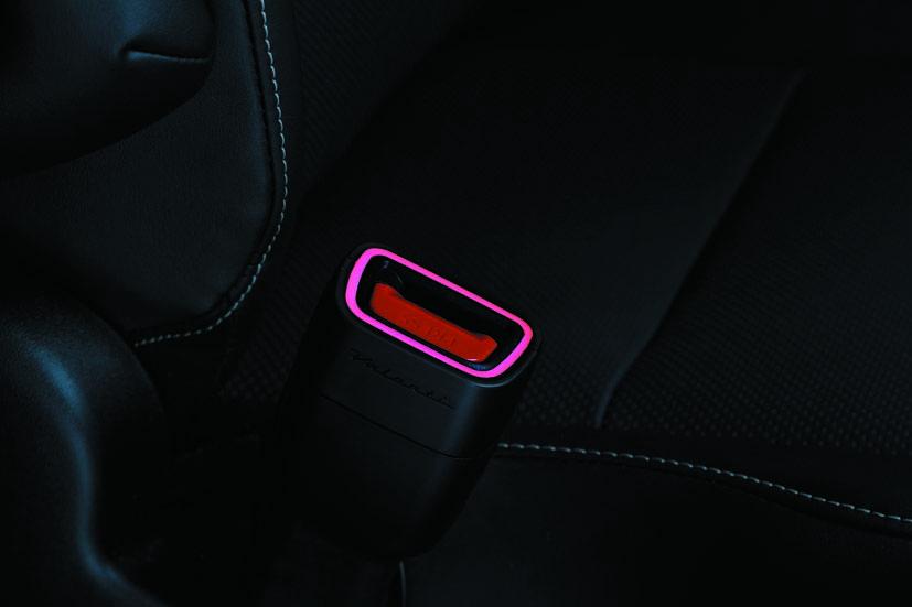 シートベルトバックルイルミネーション タイプ1 ←適合車種追加!