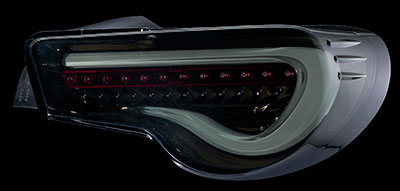 ジュエルLEDテールランプTRAD 86(ZN6)/BRZ (ZC6)