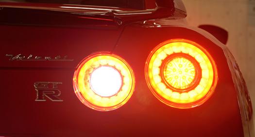 ジュエルLEDテールランプREVO GT-R (R35)